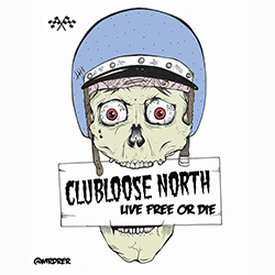 clubloose north logo