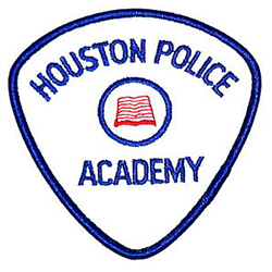 houston police academy logo